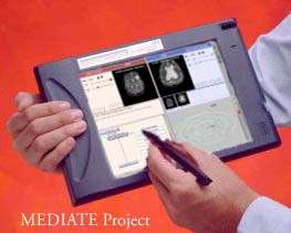 MEDIATE neuro-radiology tutor